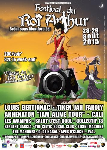 2015 - 6ème édition